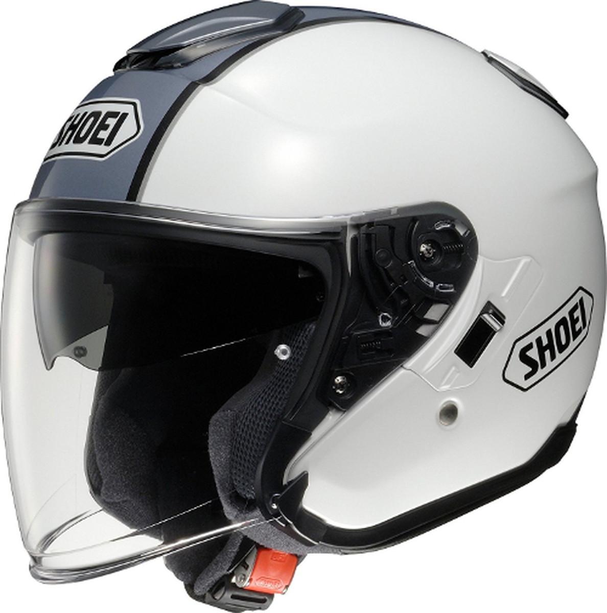 【動画あり】 SHOEI ジェットヘルメット J-CRUISE CORSO (コルソ) TC-6 Sサイズ