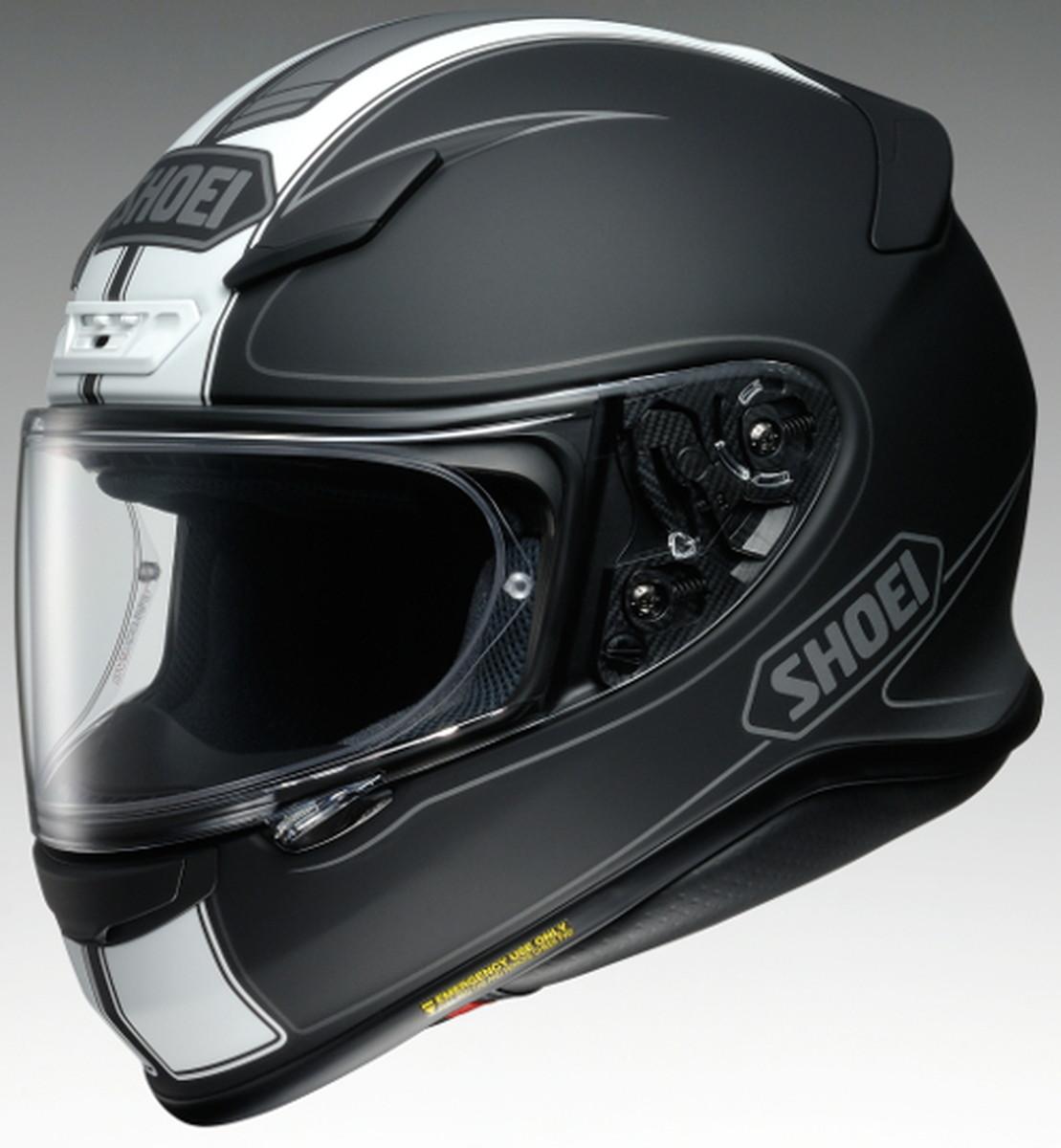【動画あり】 SHOEI フルフェイスヘルメット Z-7 FLAGGER (フラッガー) TC-5 Sサイズ