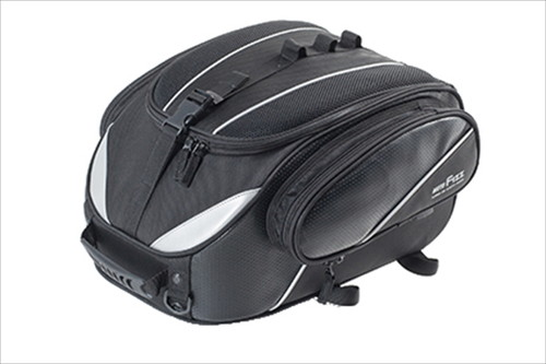 バイク バイク用品 誕生日プレゼント タナックス TANAX MOTOFIZZ MFK-200 容量18L ☆最安値に挑戦 ブラック シートザック