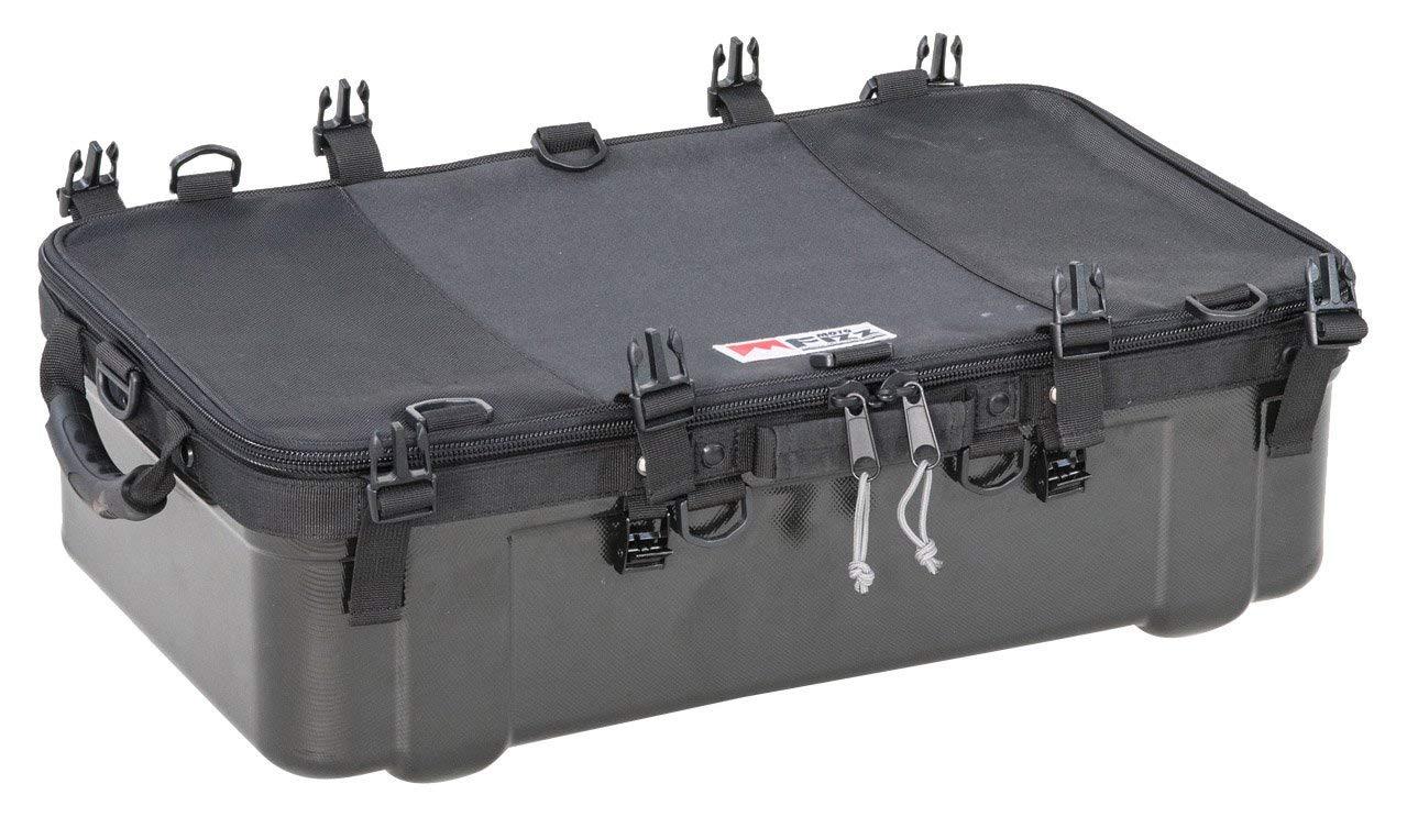 タナックス (TANAX) MOTOFIZZ キャンピングシェルベース シートバッグ ブラック 容量30? MFK-242