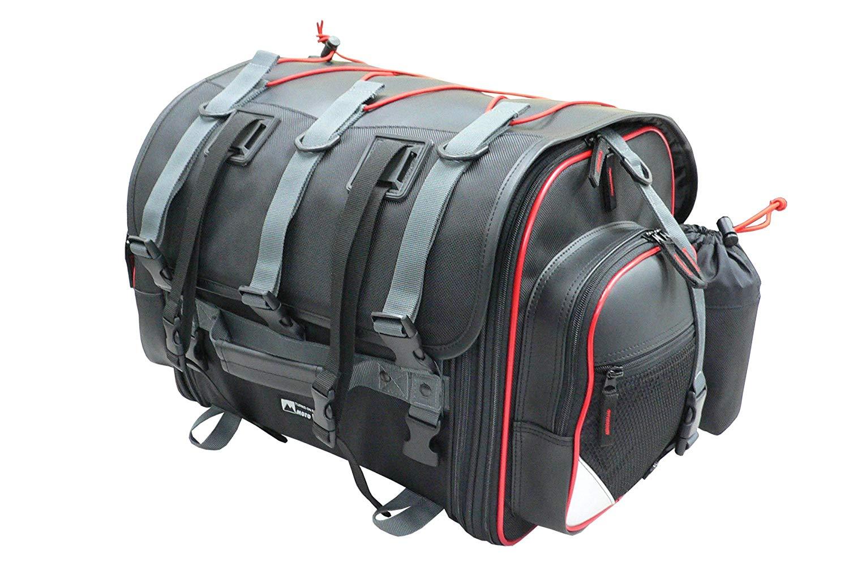 TANAX タナックス フィールドシートバッグ 赤 パイピング MFK-101R3