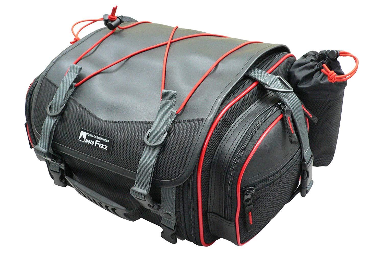 TANAX ギフ_包装 タナックス 特別セール品 ミニフィールドシートバッグ 赤 パイピング MFK-100R3 Kシステムベルト