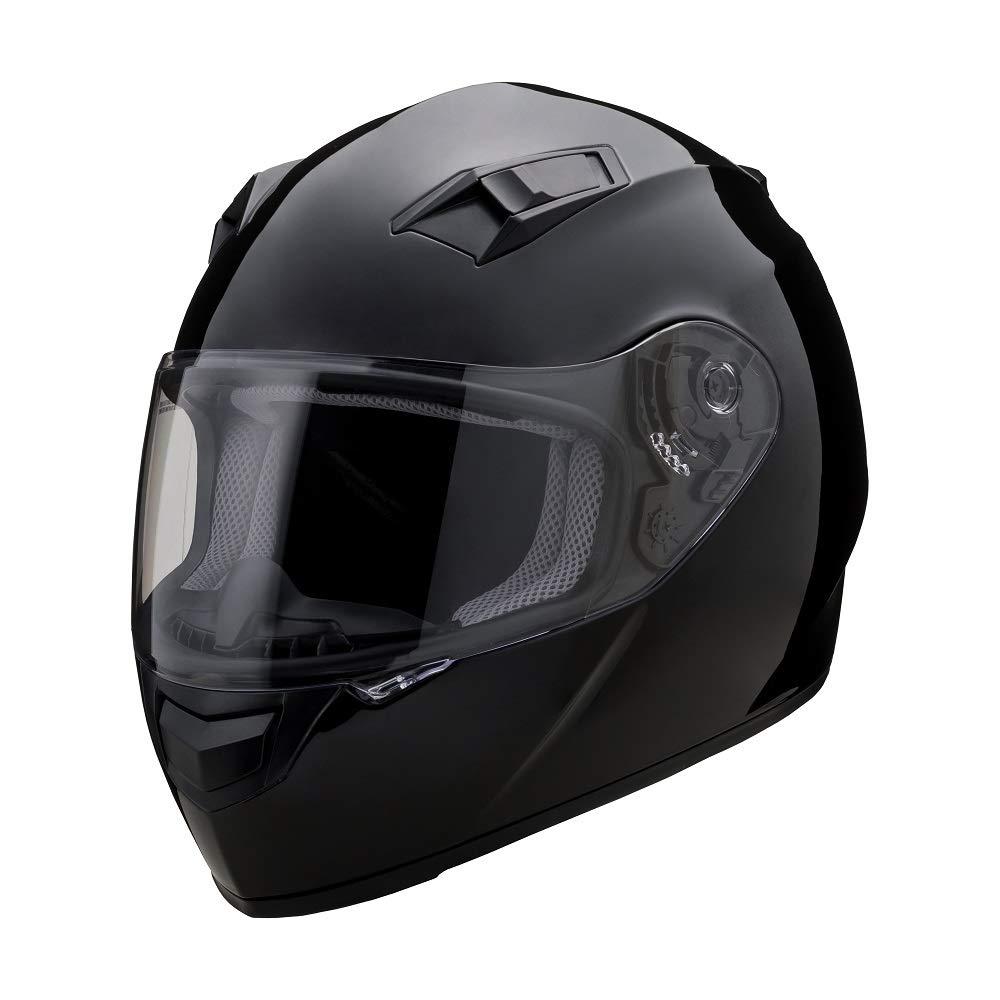 バイク 山城 ヤマシロ 本物 FIORE 正規逆輸入品 FH-004 BK M ACCELヘルメット