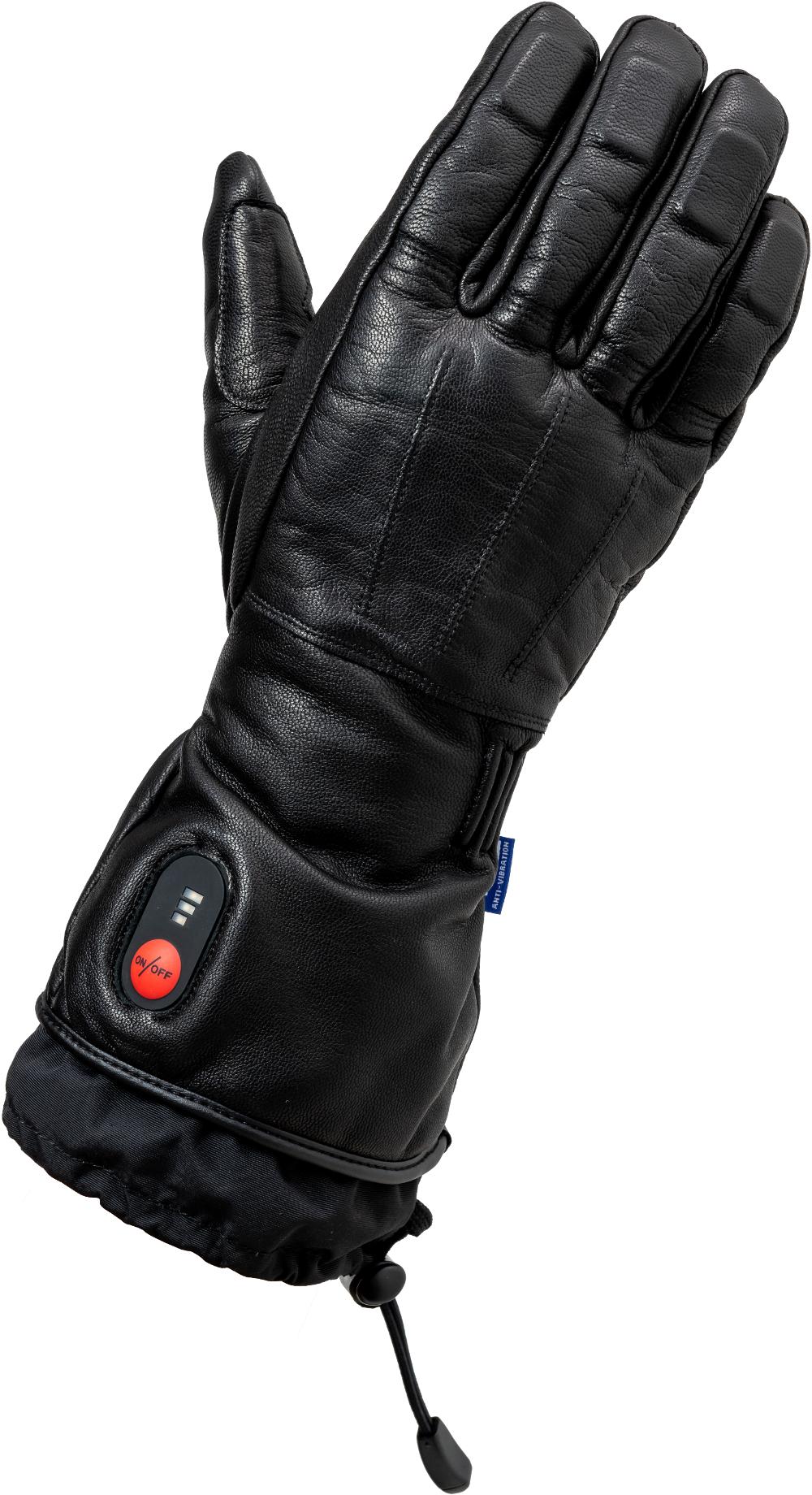 山城 yamashiro 売り出し IDEAL アイディール バイク用 グローブ 秋冬モデル 保証 ID-202 ブラック HEAT 2 ヒート ID202BK Sサイズ S