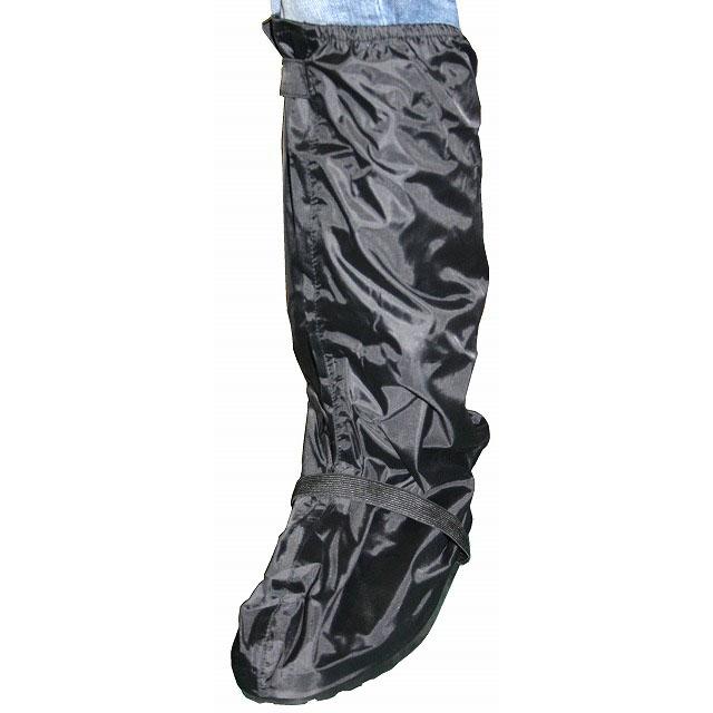 梅雨対策 特別セール品 足が濡れてお困りの方におすすめの足カバー 土日祝も営業 Hot 梅雨 新作販売 ラバー製靴底つき雨具 Leathers 防水ブーツレインカバー