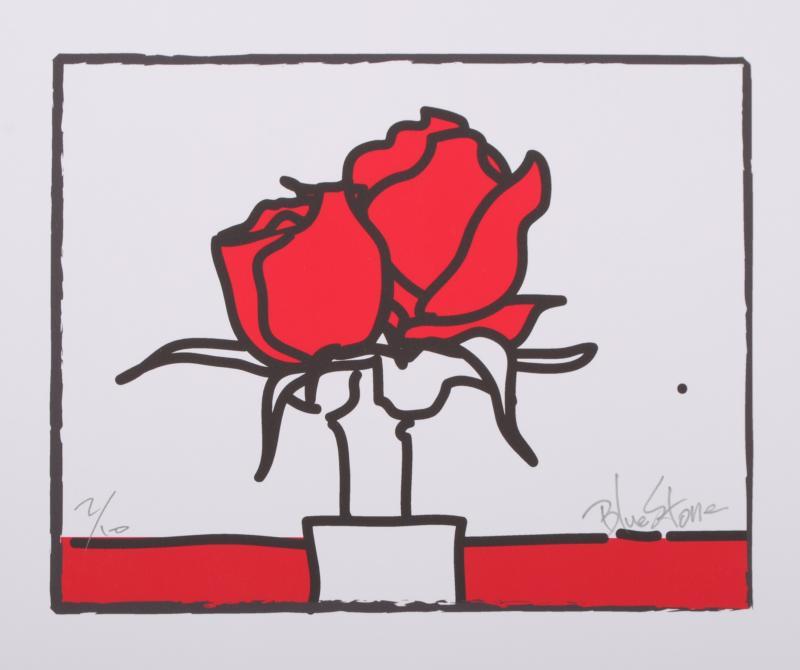 【作家名】ブルー・ストーン【作品名】POP薔薇4・RED