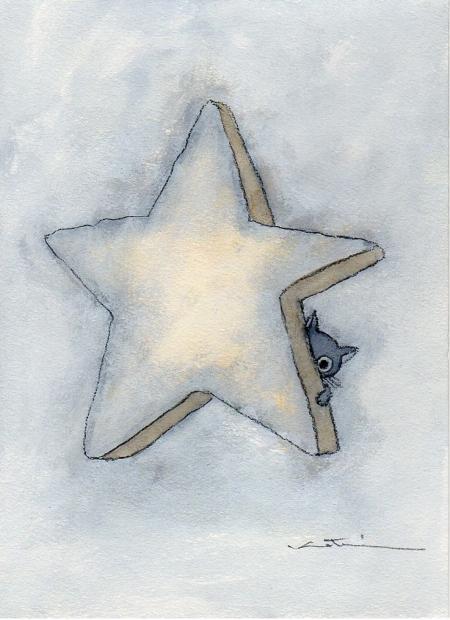【作家名】香月和夫【作品名】星影の猫
