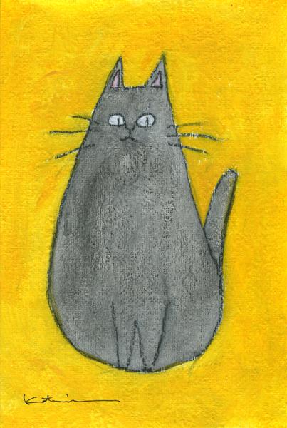 【作家名】香月和夫 【作品名】黒猫