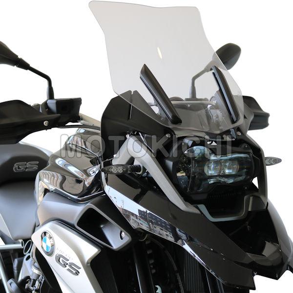 ウインドスクリーン BMW 水冷R1200GS 水冷R1200GS Adventure 旭風防 BM-01 クリヤー