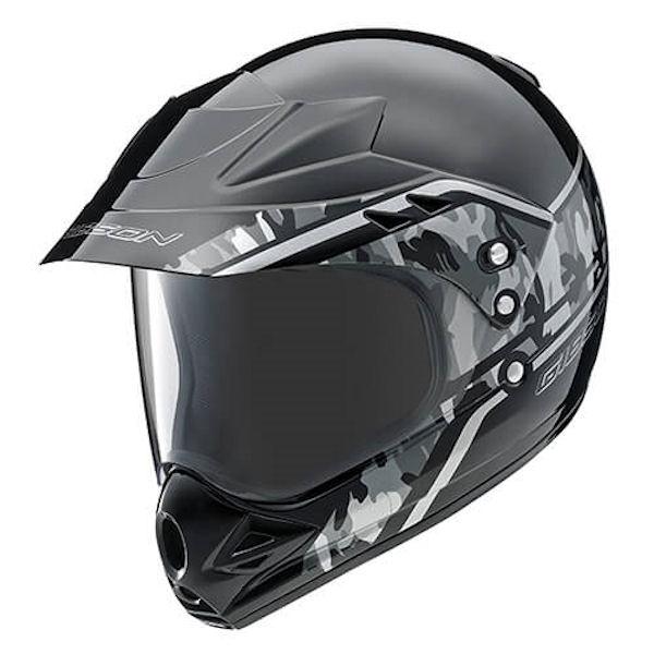 YAMAHA純正 ヤマハ (90791-1764) オフロードヘルメット YX-3 GIBSON Version-T2 ブラック
