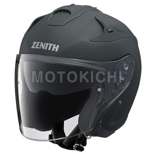 YJ-17 ZENITH-P 90791-2321 ヘルメット ラバートーンブラック XS~XXLサイズ