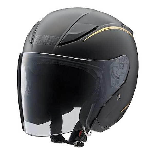 ヤマハ 90791-2360 YJ-20 ZENITH Graphic ゴールド ジェットヘルメット