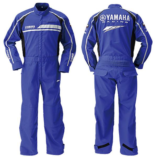 YAMAHA純正 ヤマハ YRM12 ワーキングスーツ 90792-Y067 ヤマハレーシング YRM12 Working suit【YAMAHA RACING】