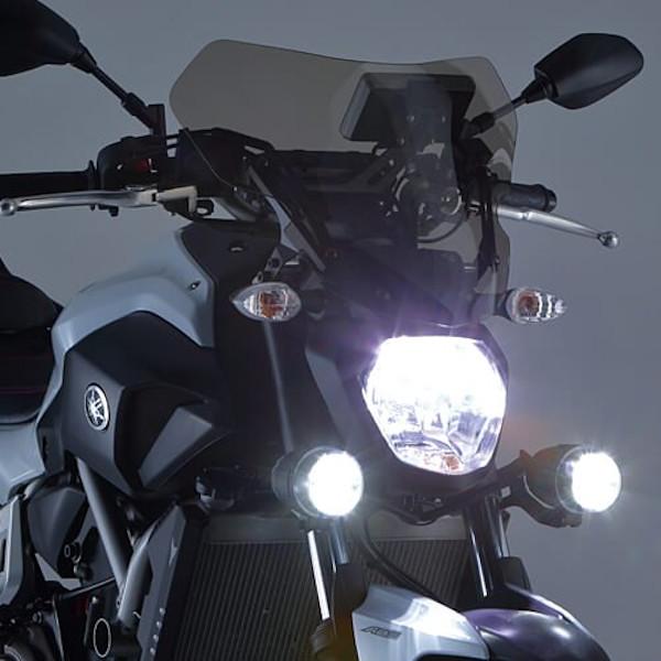 YAMAHA純正 ヤマハ Q5KYSK083X01 LEDフォグランプキット XSR700