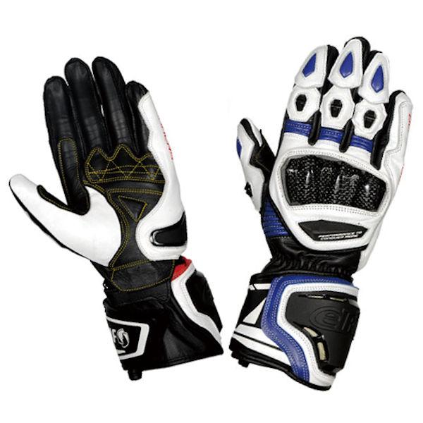 【4月下旬発売】EG-A504 ELF エルフ High Comp Glove ハイコンプグローブ ブルー M~LLサイズ