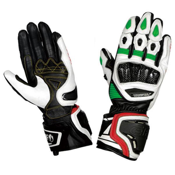 【4月下旬発売】EG-A504 ELF エルフ High Comp Glove ハイコンプグローブ グリーン M~LLサイズ
