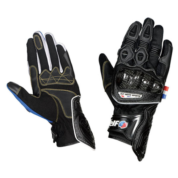 EG-S503 ELF エルフ Evoluzione Mesh Glove エヴォルツィオーネメッシュグローブ ブラック M~3Lサイズ