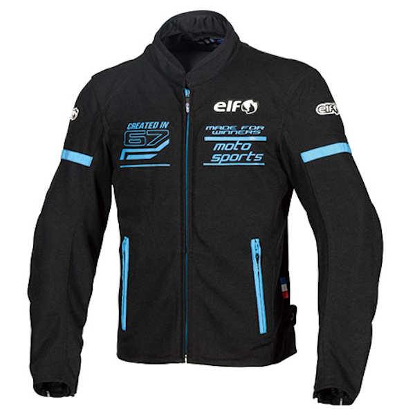 ELF エルフ EJ-S102 Freddo Mesh Jacket フレッドメッシュジャケット ブルー S~4Lサイズ