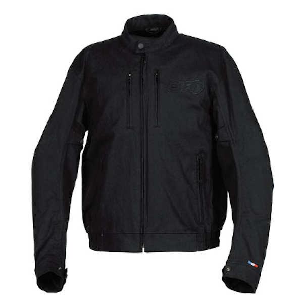ELF エルフ EL-9221 Comfort Stretch Jacket コンフォートストレッチジャケット ブラック S~4Lサイズ