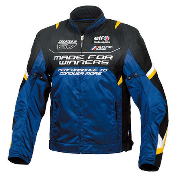 EL-9245 ELF エルフ EL-9245 WP Evoluzione PU Leather Jacket ブルー M~4Lサイズ