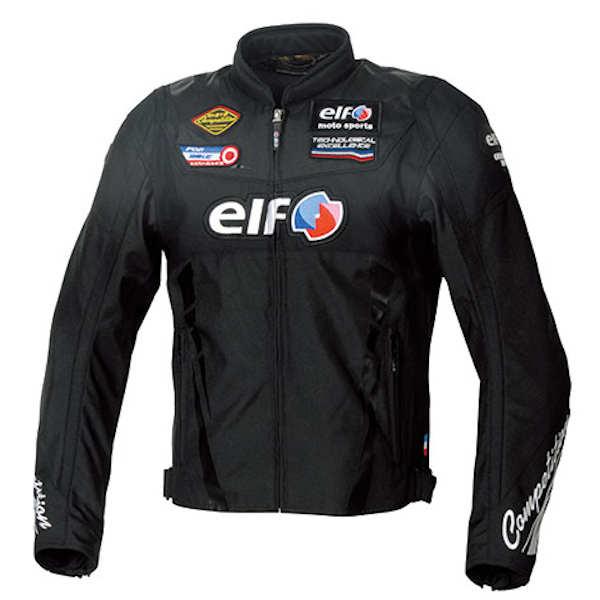 EL-9247 ELF エルフ EL-9247 Vittoria Sport Jacket ブラック S~4Lサイズ