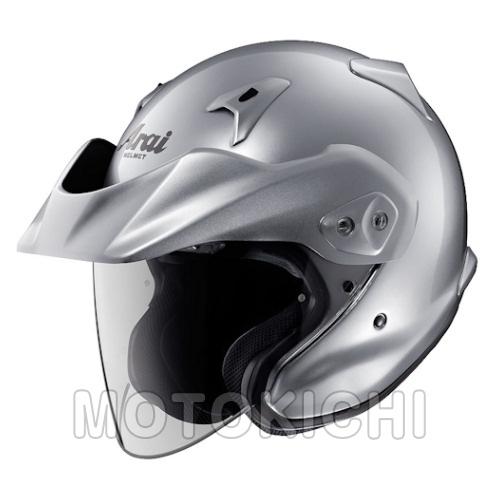 Arai CT-Z アライヘルメット アルミナシルバー 'CT-Z'