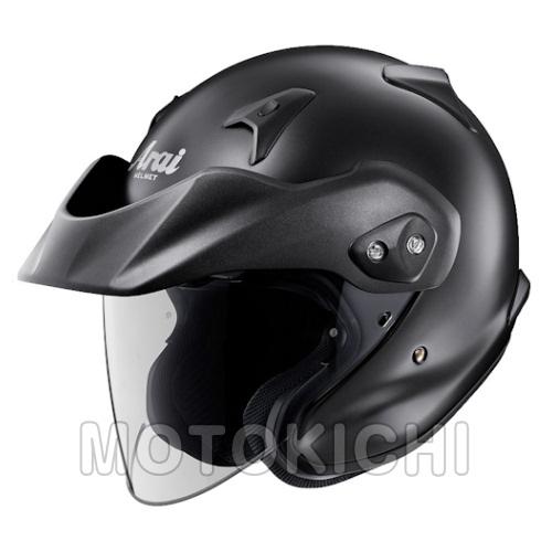 Arai CT-Z アライヘルメット フラットブラック 'CT-Z'