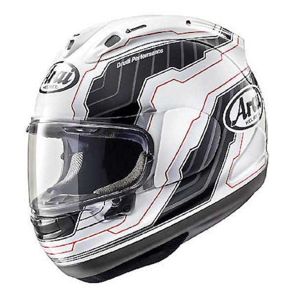 Arai RX-7X MAMOLA フルフェイスヘルメット アライ RX-7X マモラ 白 ホワイト