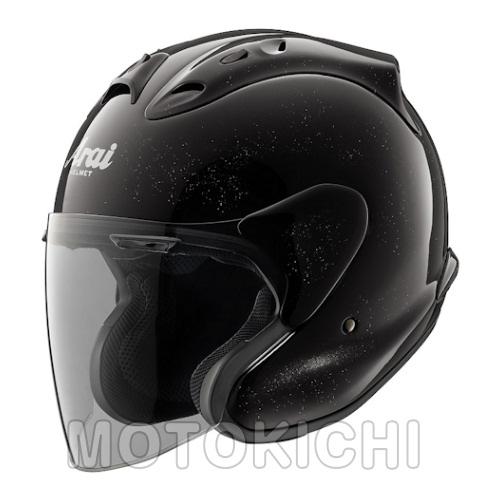 Arai MZ アライヘルメット グラスブラック 'MZ'