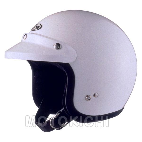 Arai S-70 アライヘルメット ホワイト 'S-70' ジェットヘルメット