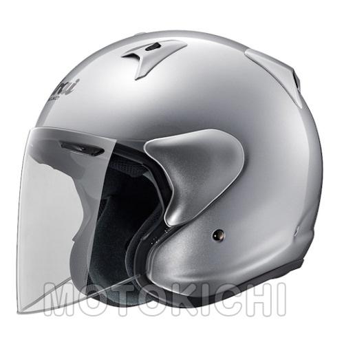 Arai SZ-G アライヘルメット アルミナシルバー 'SZ-G'