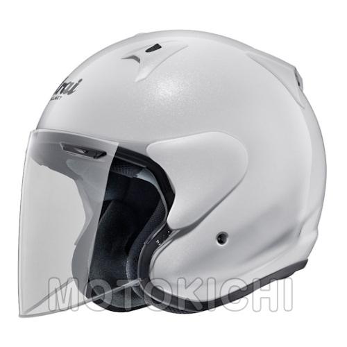 Arai SZ-G アライヘルメット グラスホワイト 'SZ-G'
