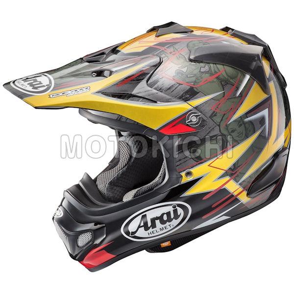 Arai V-CROSS 4 TICKLE Mサイズ アライヘルメット PB-cLc Vクロス4