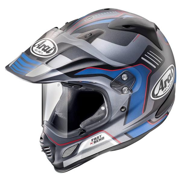Arai TOUR CROSS3 VISION グレー アライヘルメット ツアラーヘルメット