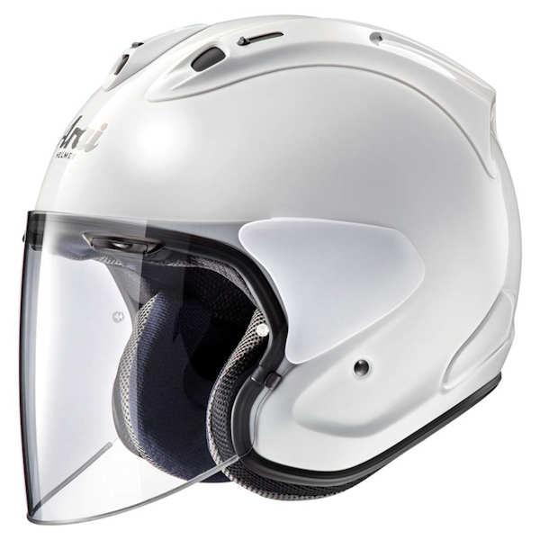 Arai VZ-RAM アライヘルメット グラスホワイト 'VZ-Ram'