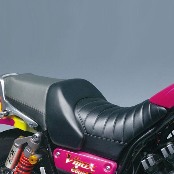 デイトナ DAYTONA 38146 カスタムシート ロールタイプ ヤマハ V-MAX('85~'08)
