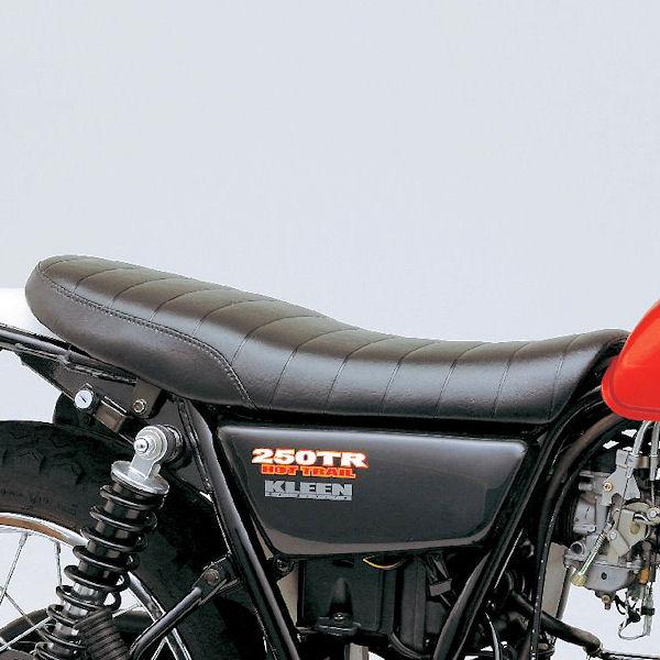 デイトナ DAYTONA 42680 COZY ショートローシート ロール カワサキ 250TR