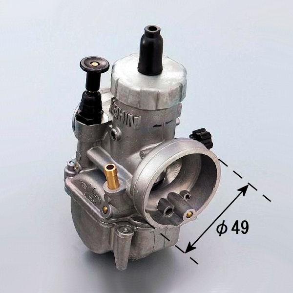 デイトナ DAYTONA 91847 ケイヒンPE28キャブ単体/4ST用 汎用 ホンダ モンキー