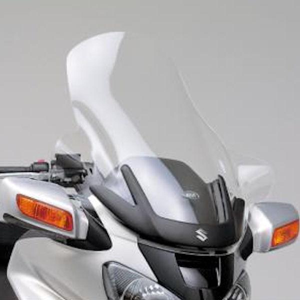 デイトナ DAYTONA 90132 GIVI エアロダイナミックスクリーン クリア D257ST H800×W720mm スカイウェイブ650