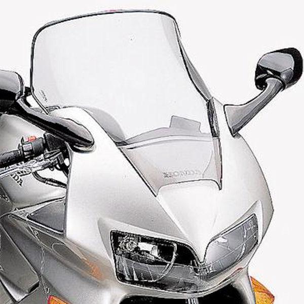 デイトナ DAYTONA 93931 GIVI エアロダイナミックスクリーン セミスモーク D200S H460×W420mm ホンダ VFR800