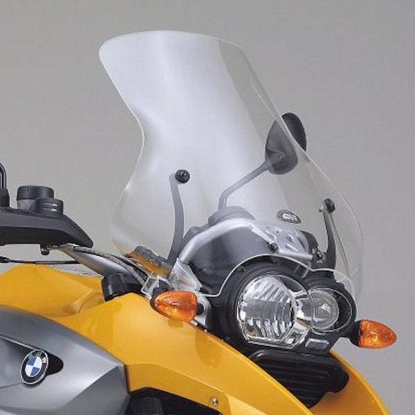 デイトナ DAYTONA 60217 GIVI エアロダイナミックスクリーン クリア D330ST H515×W565mm BMW R1200GS