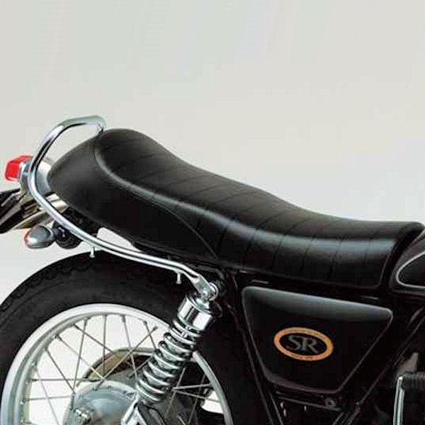 デイトナ DAYTONA 61921 COZY ツーリングダブルシート ロール ヤマハ SR400/500('80~'08)