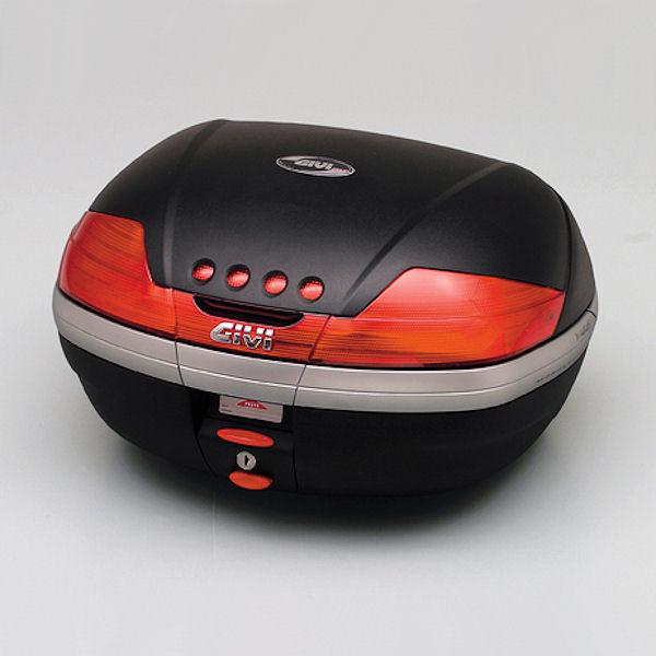 デイトナ DAYTONA 63675 GIVI V46N トップケース ストップランプなし 無塗装ブラック