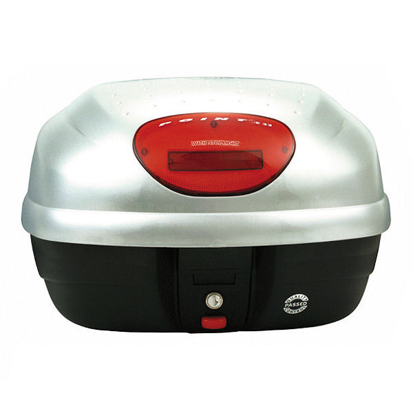 デイトナ DAYTONA 68038 GIVI E33EG730 トップケース 容量30L ストップランプなし シルバー塗装