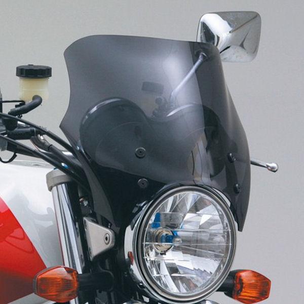 デイトナ DAYTONA 68305 ブラストバリアーバイザー スモーク SR400/500 W650/400 ゼファー CB400SF