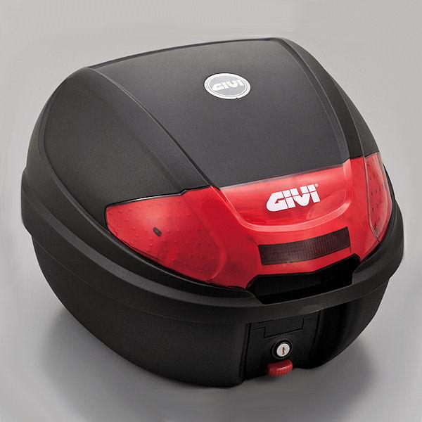 デイトナ DAYTONA 76872 GIVI E300N2 トップケース 容量30L ストップランプなし 未塗装ブラック