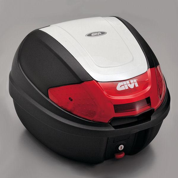 デイトナ DAYTONA 76880 GIVI E300N2 B912 トップケース 容量30L ストップランプなし ホワイト塗装