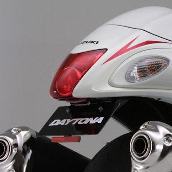 デイトナ DAYTONA 74380 フェンダーレスキット LEDライセンスランプ付き 車検対応 スズキGSX1300Rハヤブサ 旧品番:74380