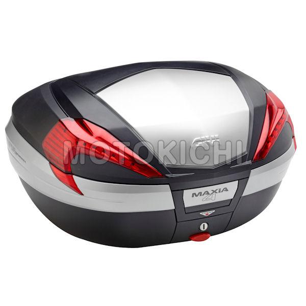 デイトナ (DAYTONA) 92360 GIVI V56N 無塗装ブラック/アルミ