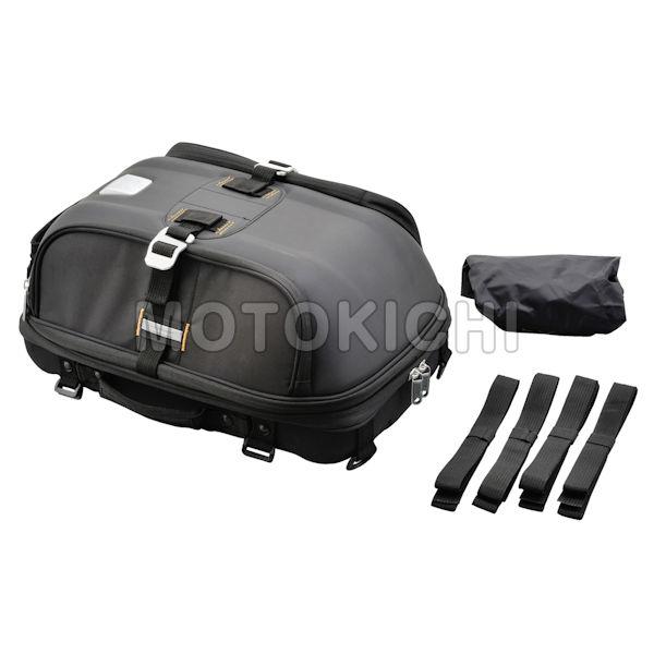 GIVI 2WAYバッグパック MT502 94566 デイトナ DAYTONA 30L 最大積載重量 4kg レインカバー 固定ベルト